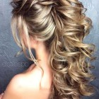 Long hair updo ideas