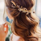 Medium length bridesmaid hairstyles