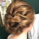 Medium length updos