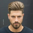 New haircut for men