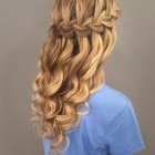 Prom braided hairstyles 2018
