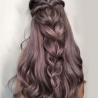 Prom hair for thick hair