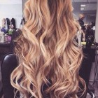 Prom hair loose curls