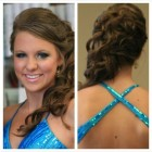 Prom hairstyles front and back