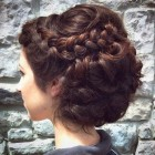 Prom updos for long thick hair