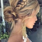 Stylish hair updos