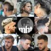 Stylish hairstyle for men