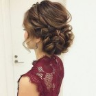 Trendy updos for long hair