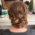 Updos for long hair formal