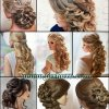 Wedding bride hairstyles 2018