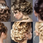 Womens bridal hairstyles