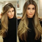 Womens long hairstyles 2018