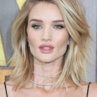 Celebrity hair shoulder length