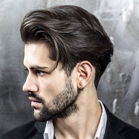 Cool hair style for men