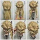 Cool quick and easy hairstyles