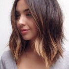 Cute shoulder length hair