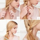 Easy beautiful hairstyles for medium hair