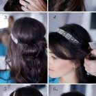 Easy home hairstyles medium length hair