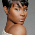 Ebony hairstyles for short hair