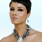 Ethnic short hairstyles