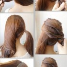 Fast hairstyles for medium hair