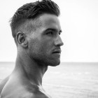 Hairstyle short hair men