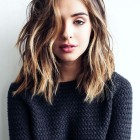 Med length hairstyles