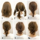 Medium length hairdos