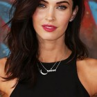 Medium length hairstyles dark hair