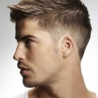 Men fashion hairstyle