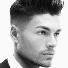 Men style hair cut