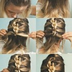 Mid length easy hairstyles