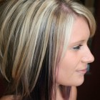 Mid length hairstyles and colours