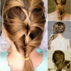 Quick and easy summer hairstyles