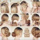 Quick beautiful hairstyles
