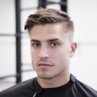 Short hair cut for men