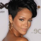 Short hairdo for black women