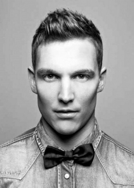 Sporty mens hairstyles