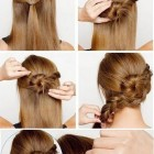 Very easy hairstyles for medium hair
