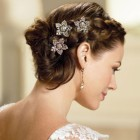 Bridal hair dos
