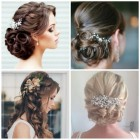 Bridal hairdressers