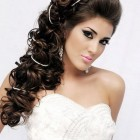 Different hairstyles for wedding