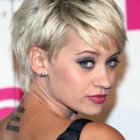 Gallery of short haircuts