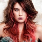Hairstyle and color for women