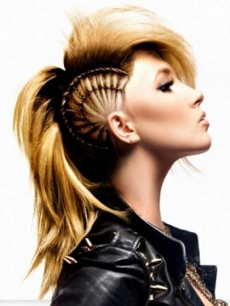 Hairstyles fashion