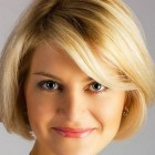 Ladies short haircut style