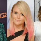 Latest celebrity hair trends