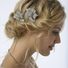 Modern hairdos for weddings