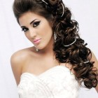 Top wedding hairstyles for long hair