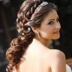 Wedding hair fashion